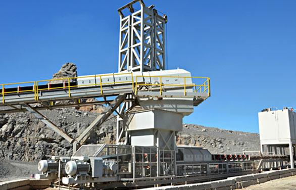 Bulk Handling Conveyors System UAE