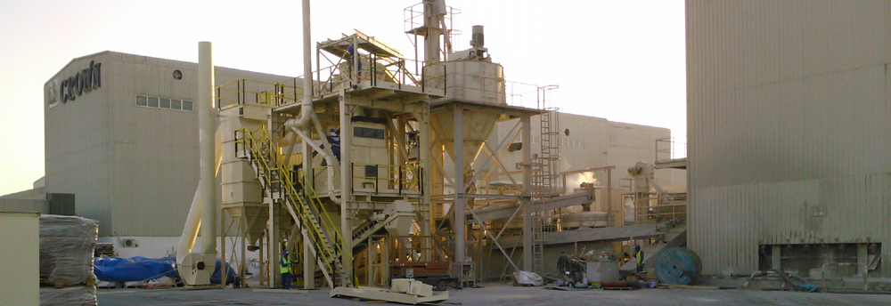 Processing Plants for Fines
