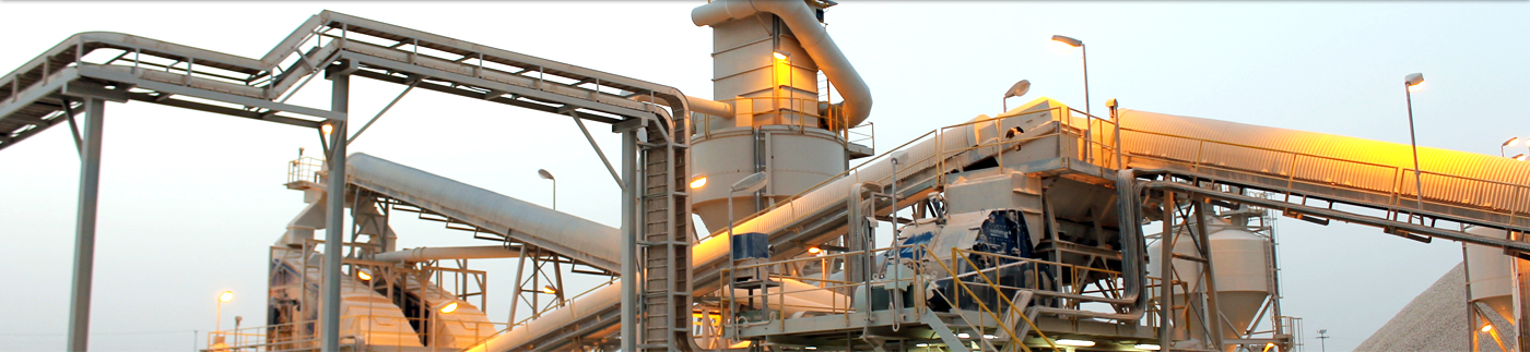 constructing mineral processing plant