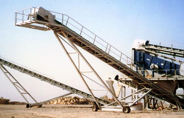 Bulk Handling Conveyors UAE
