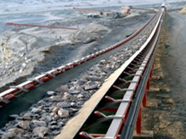 Downhill Field Conveyor