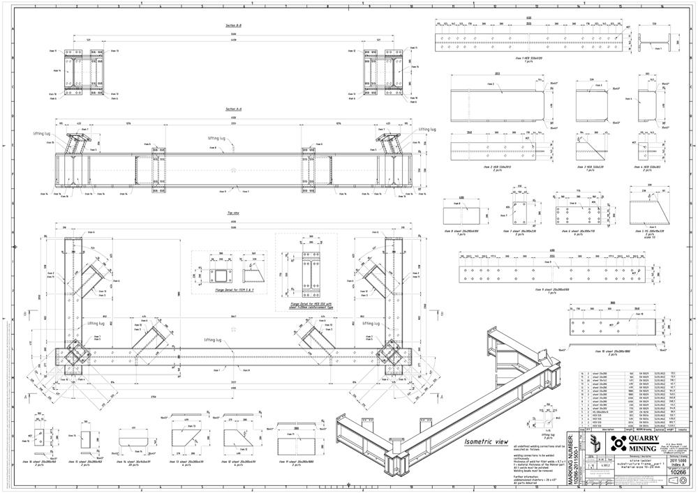 Engineering and Steel Fabrication