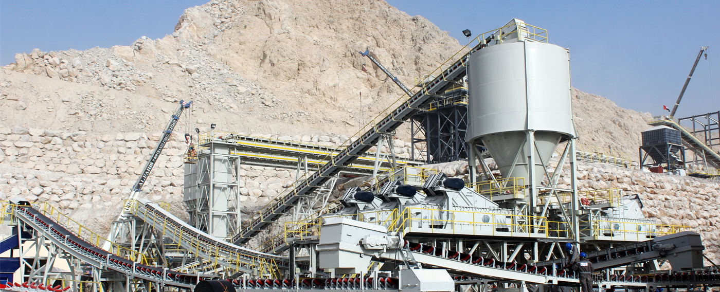 Manufacture Mineral Processing Plants UAE