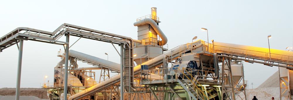 Processing Aggregates UAE