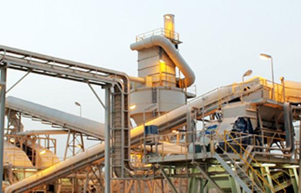Standard mineral processing Plants